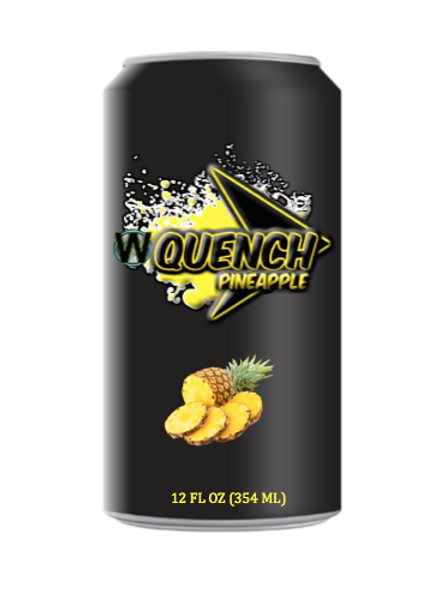 WiYnE Quench Pineapple Soda (24 Loose)