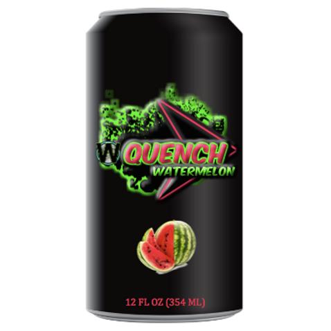 WiYnE Quench Watermelon Soda (24 Loose)