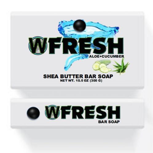 WiYnE Fresh Bar Soap - Aloe + Cucumber (10.5 oz) [Wholesale]