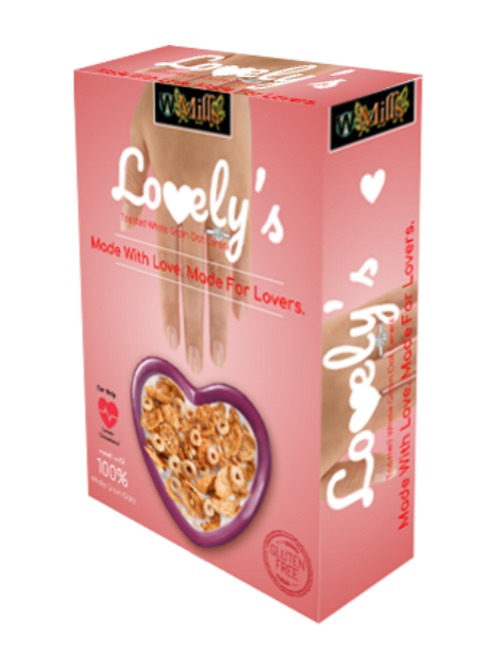 WiYnE Mills Lovelys Cereal (Organic)