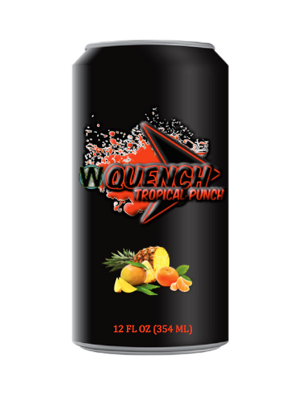 WiYnE Quench Tropical Punch  (24 Loose)