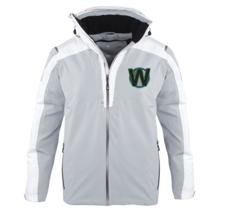 mens jacket white