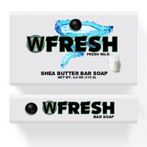 WiYnE Fresh Bar Soap - Fresh Milk [Bulk]