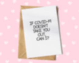 ETSY - COVID 19 CHAT UP LINE TRANSPAREN