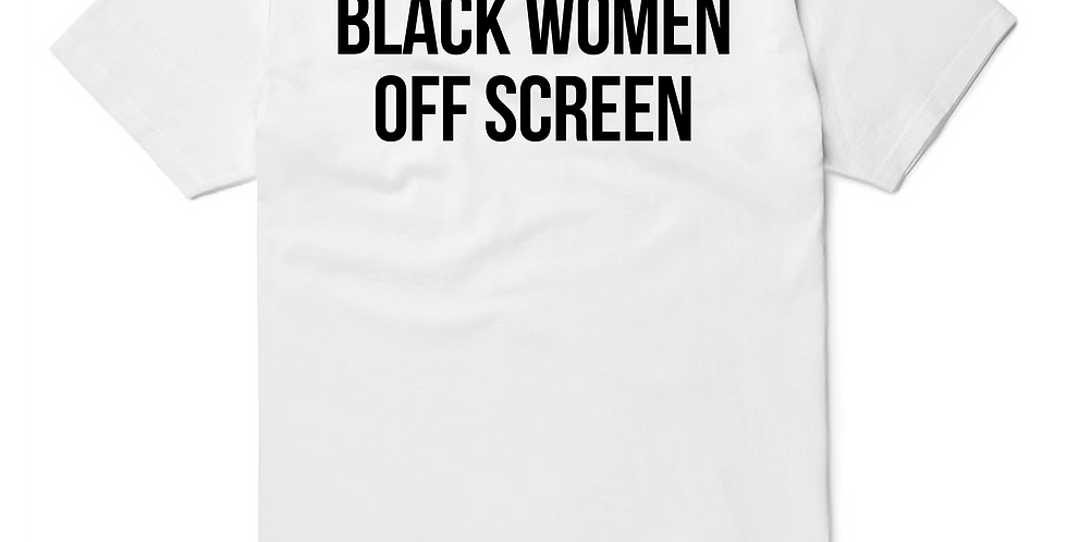 Black Women Off Screen