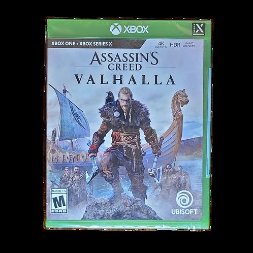 Assassin's Creed Valhalla (XB1/XSX/S)