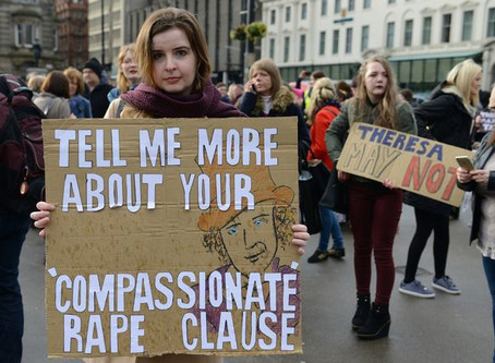 What is the Rape Clause and why does it Matter?