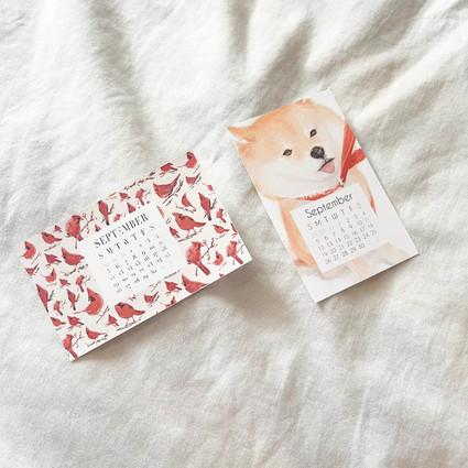 Calendar Stickers