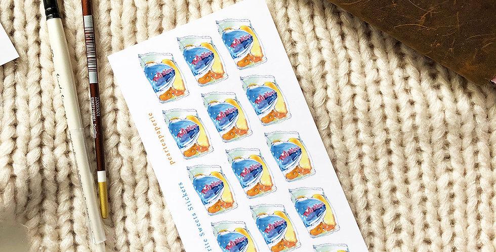 My Favorite Sweets Stickers Twinkies