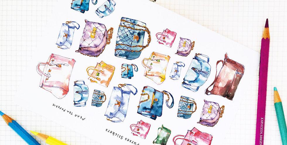 Handbags & Purses Stickers