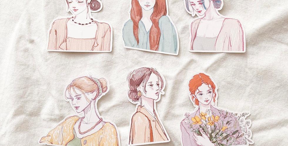 Spring Fashion Girls 2021 - Upper Body