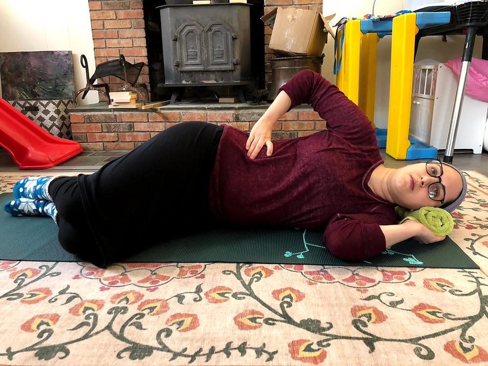 Post partum exercise