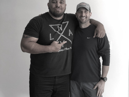 Paying it Forward w/ CEO & Co-Founder of Carbonadi Vodka, Ricky Miller
