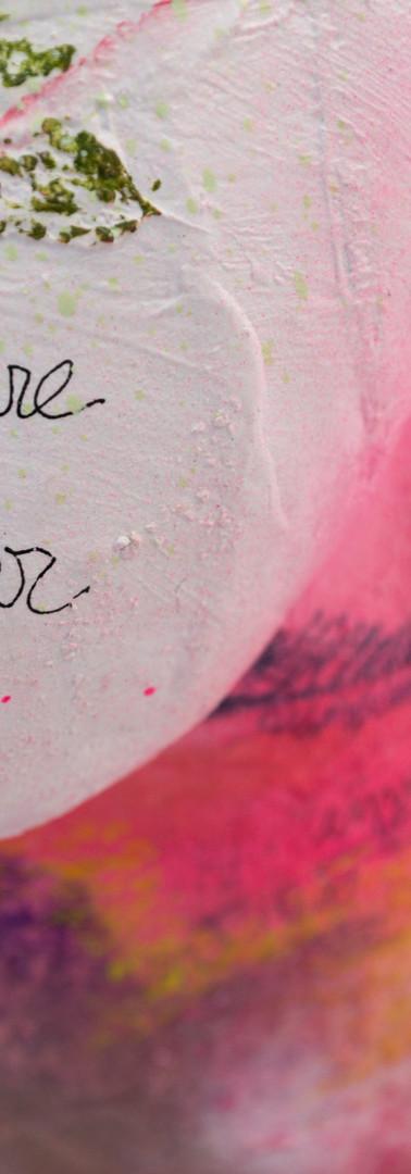 Buste réalisé en partenariat avec Keep a Breast