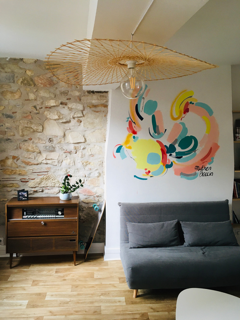 Un appartement de magazine - Bayonne - France