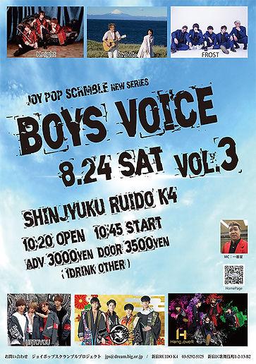 Boys Voice 3