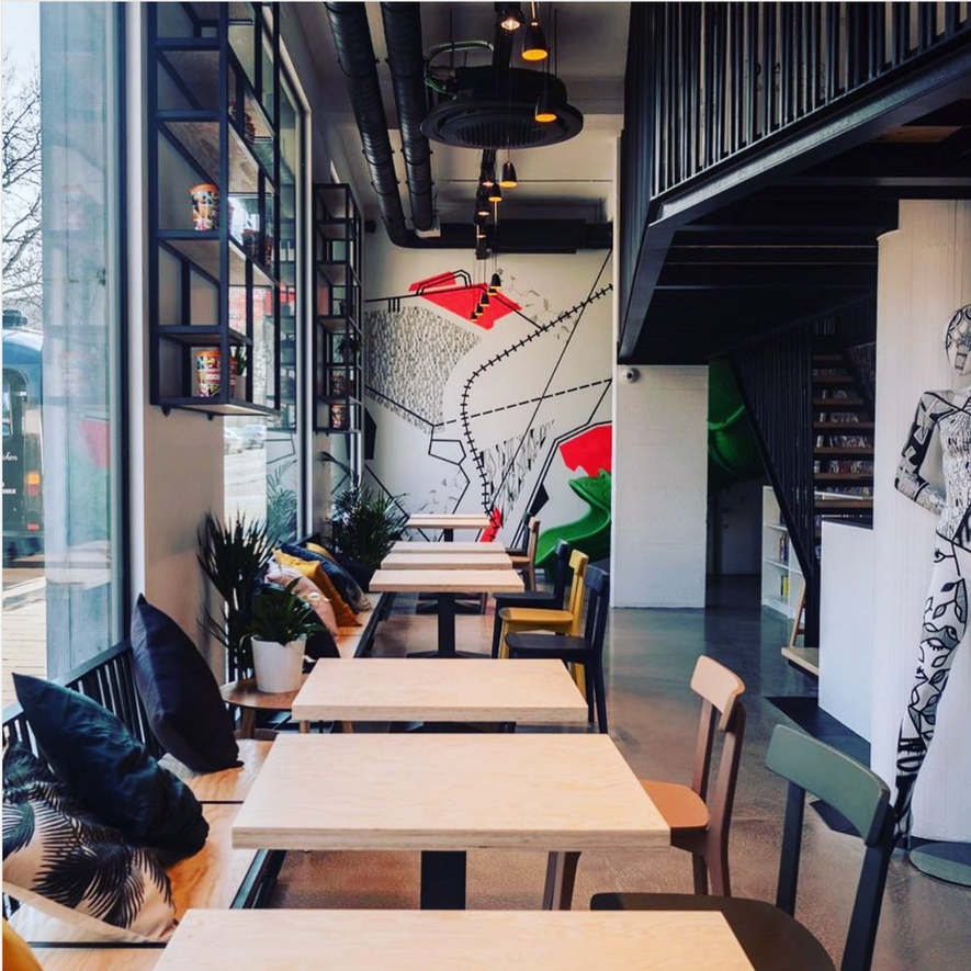 Rocket's Cafe