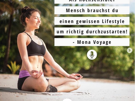 Ideale Lifestyles für Hochsensible - Im Interview beim Brain Food Magazin