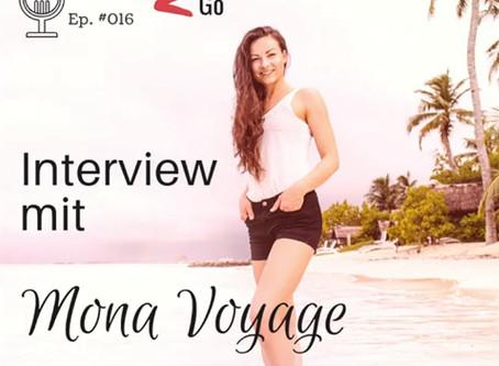 Lebensreisen und selbstentwickelte Berufe - Im Interview bei Gedanken2Go