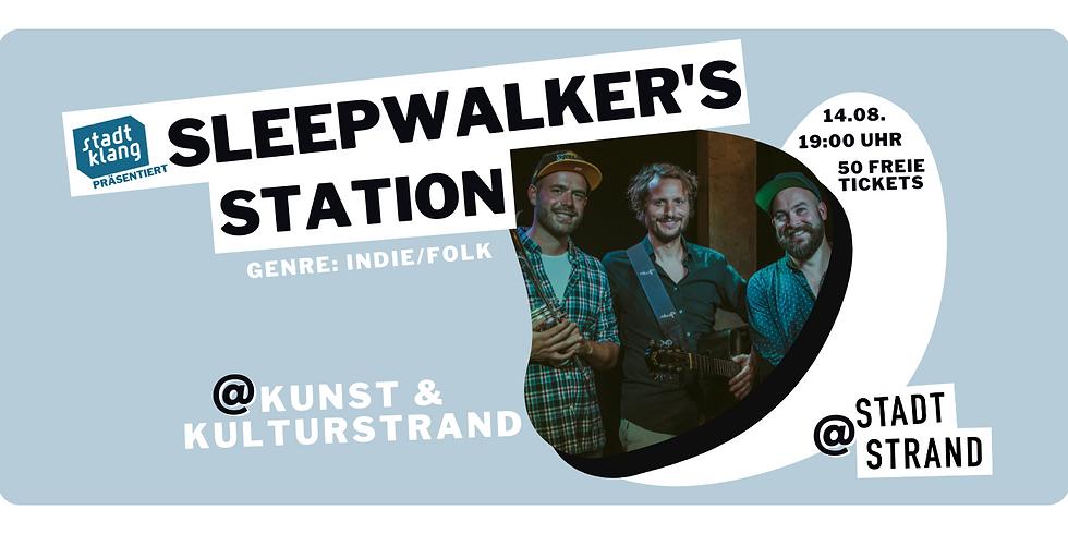 Sleepwalker's Station         Live @ Kunst- und Kulturstrand Düsseldorf