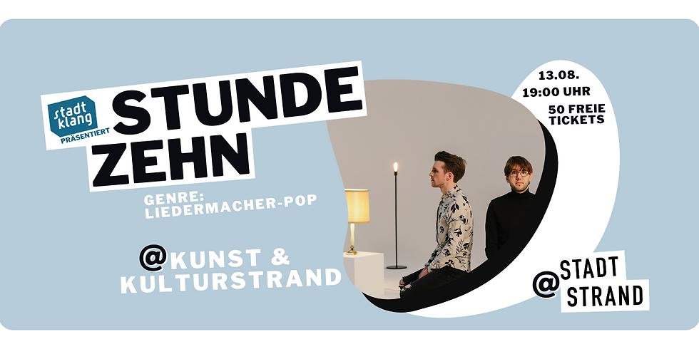 Stunde Zehn         Live @ Kunst- und Kulturstrand Düsseldorf