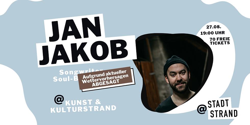 JAN JAKOB       Live @ Kunst- und Kulturstrand Düsseldorf