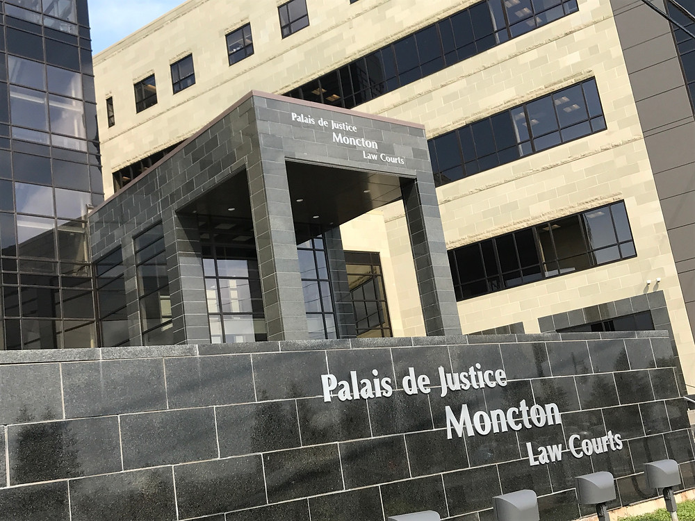 Moncton Law Courts