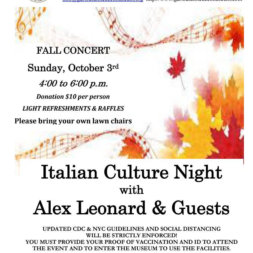 Fall Concert