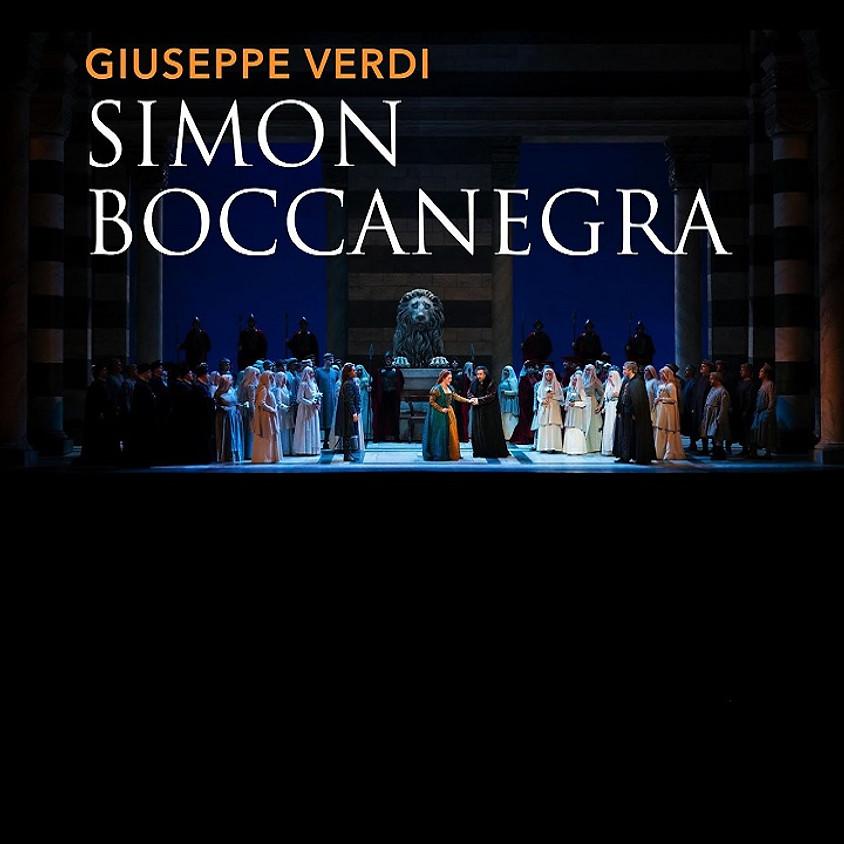 OUTDOOR Opera Film: Simone Boccanegra and Cultural Event