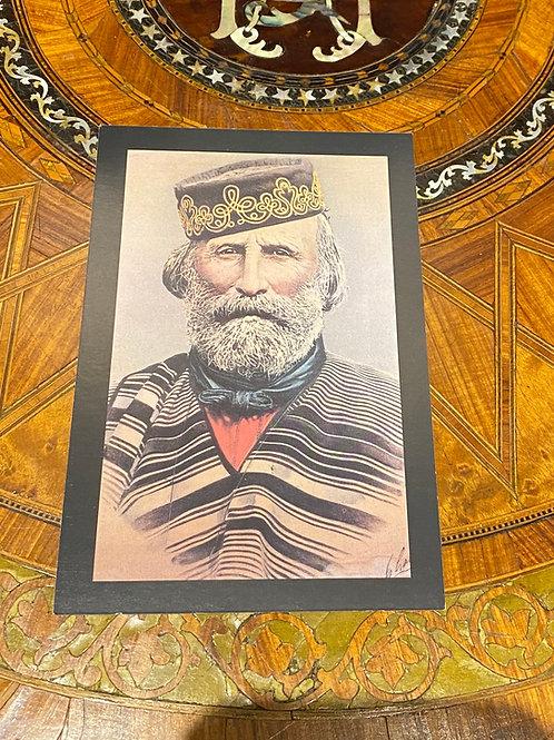 Postcard: Giuseppe Garibaldi