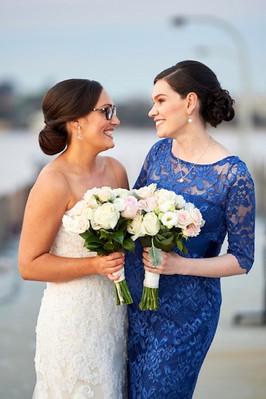 Bride & Maid