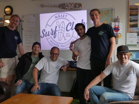 Kick-off för Näset Surf Club!