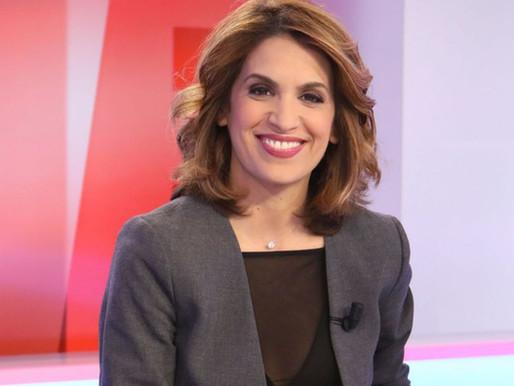 Sonia Mabrouk, (sauve) l'honneur de sa profession