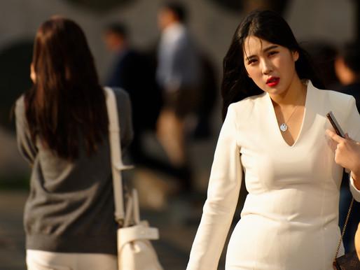 Pourquoi les Asiatiques sont plus blancs que les Blancs