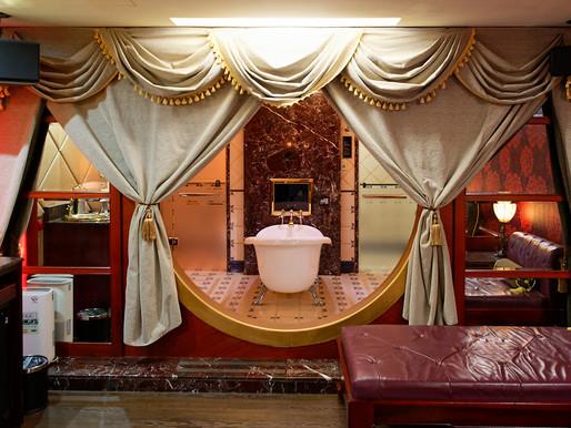 Love Hotels de Taïwan : le sexe en toute discrétion