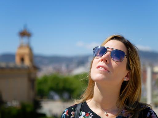 Barcelone inspirante