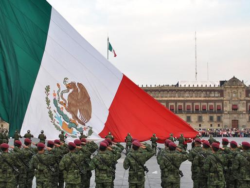 Darius Rochebin, l'armée mexicaine et la redevance