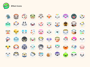 Effect Icons