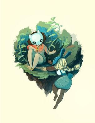skull friends