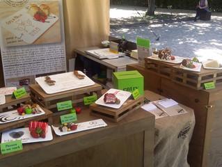Oakfield Farm Bridal expo....Great response !