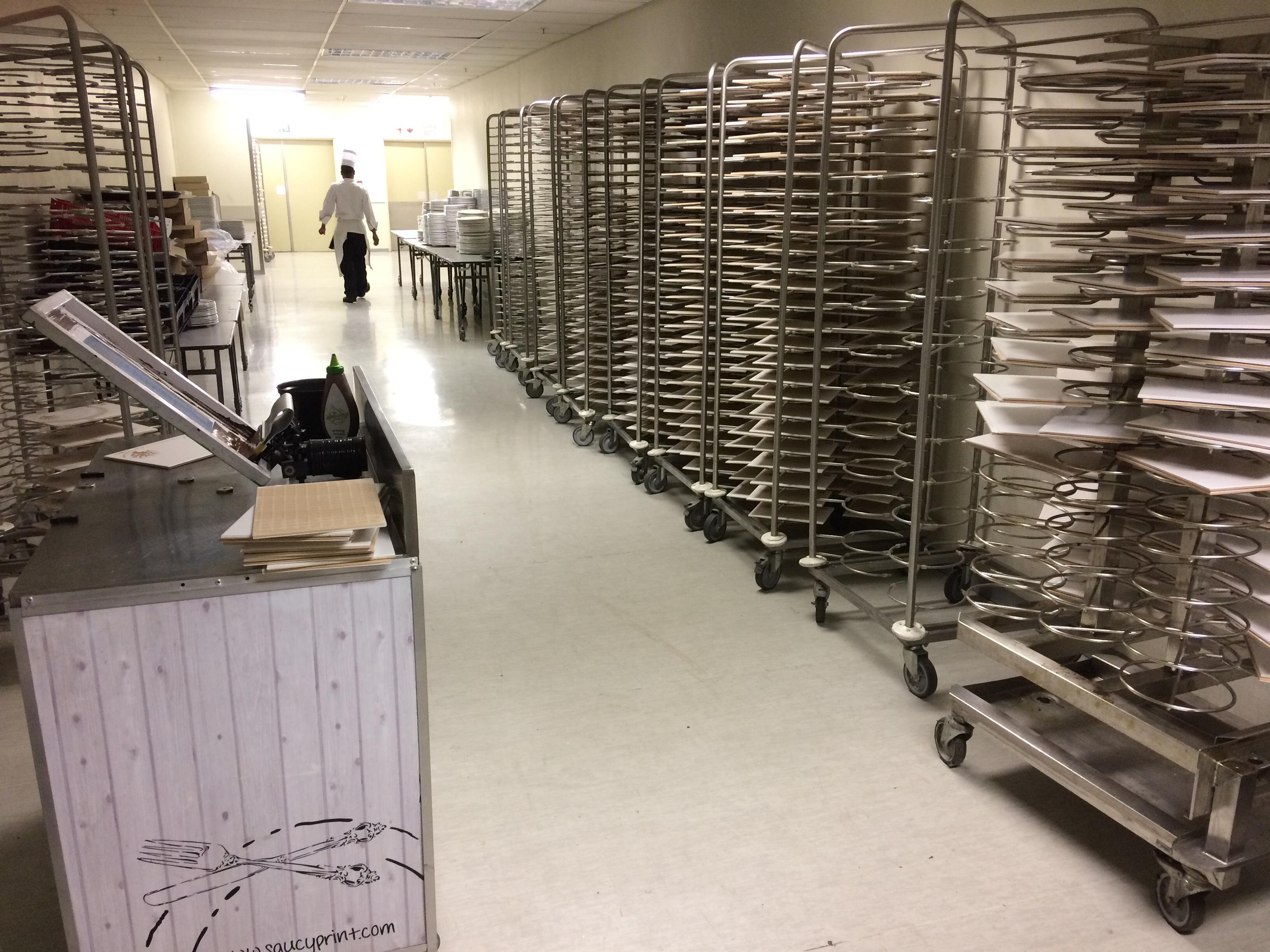 1000 printed plates