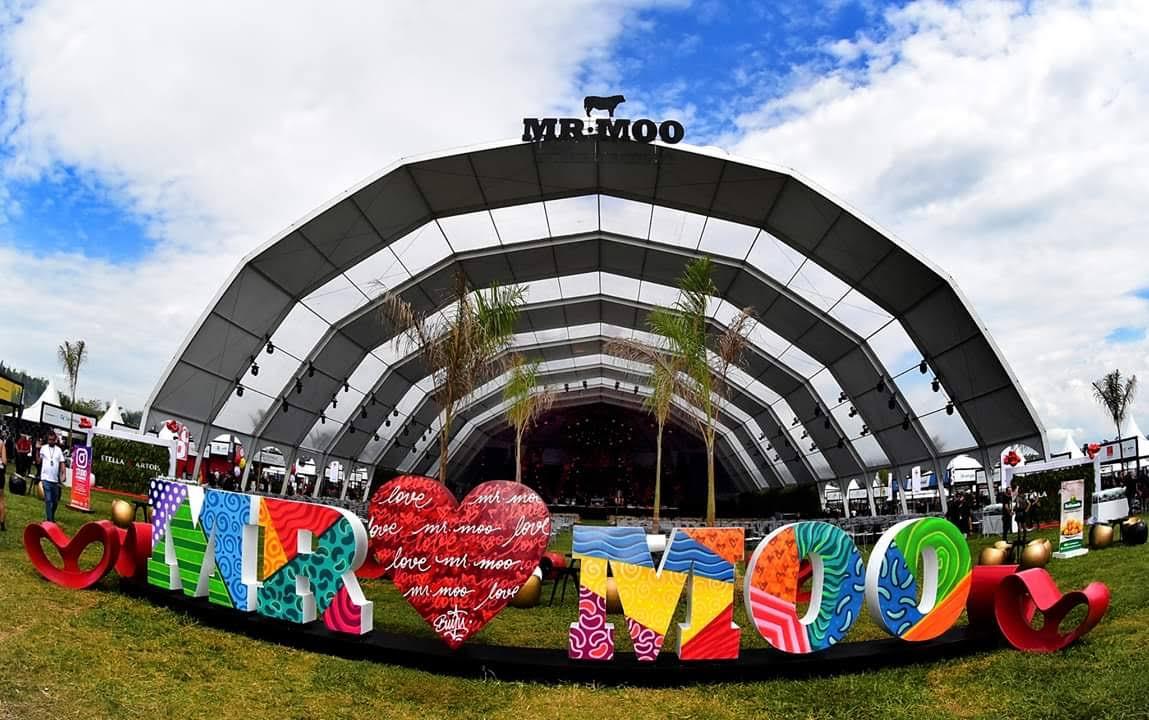 LCE Eventos - Mr Moo - Estrutura Iluminação Som Eventos