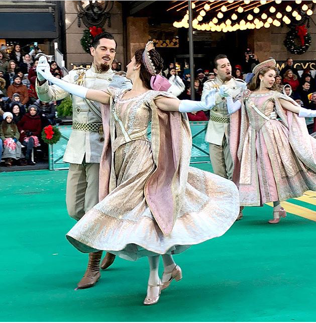 Macy's Thanksgiving Day Parade 2017