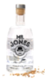 Mr. Jones Vodka, Vodka, Jones Distilling, Craft Spirit
