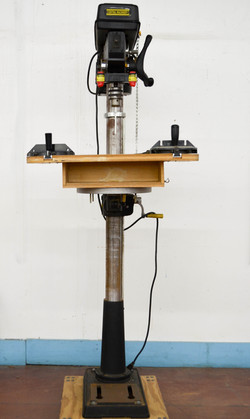 45 Central Machinery Drill Press