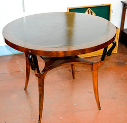 8 Goose Neck Table