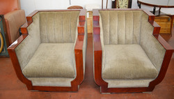 18 Art Deco Chairs (Pair)