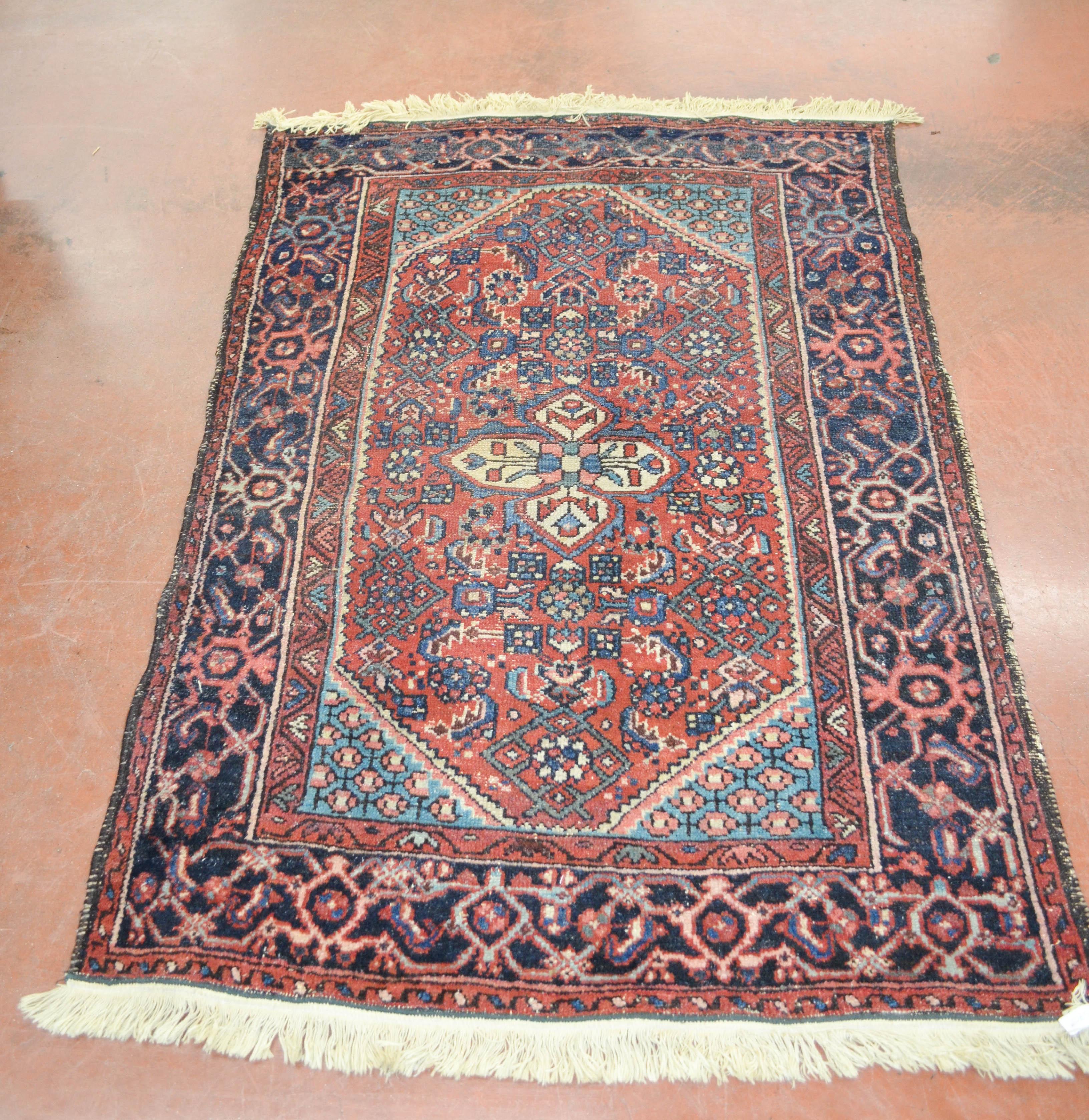 149 Small Persian Rug 1