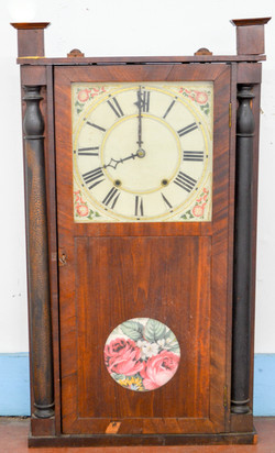 6 Old Clock