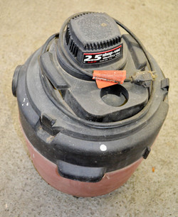 135 Eight Gallon Shop Vac